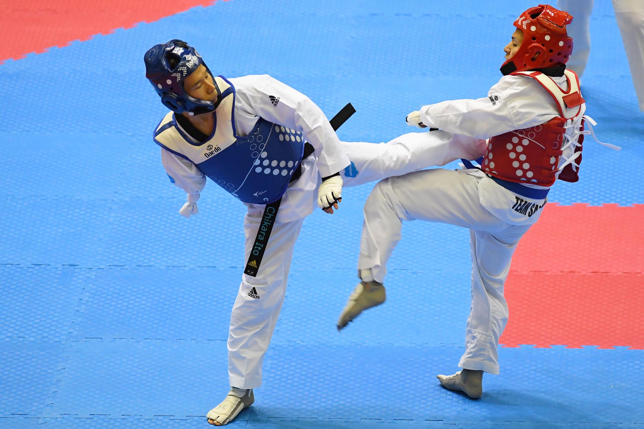 Para-taekwondo will debut at the Paralympics this year ©Getty Images