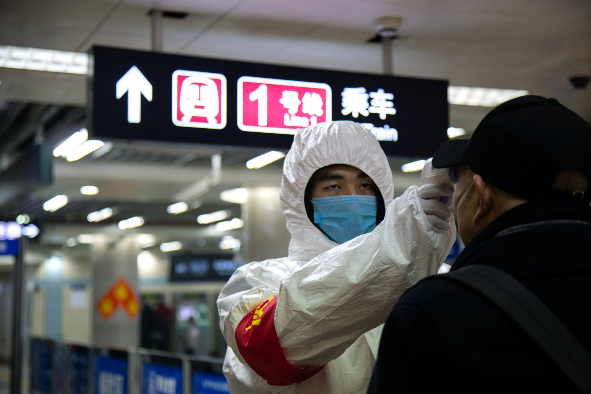 So far, 81 people have died and 3,000 affected by the coronavirus which is sweeping across China ©Getty Images