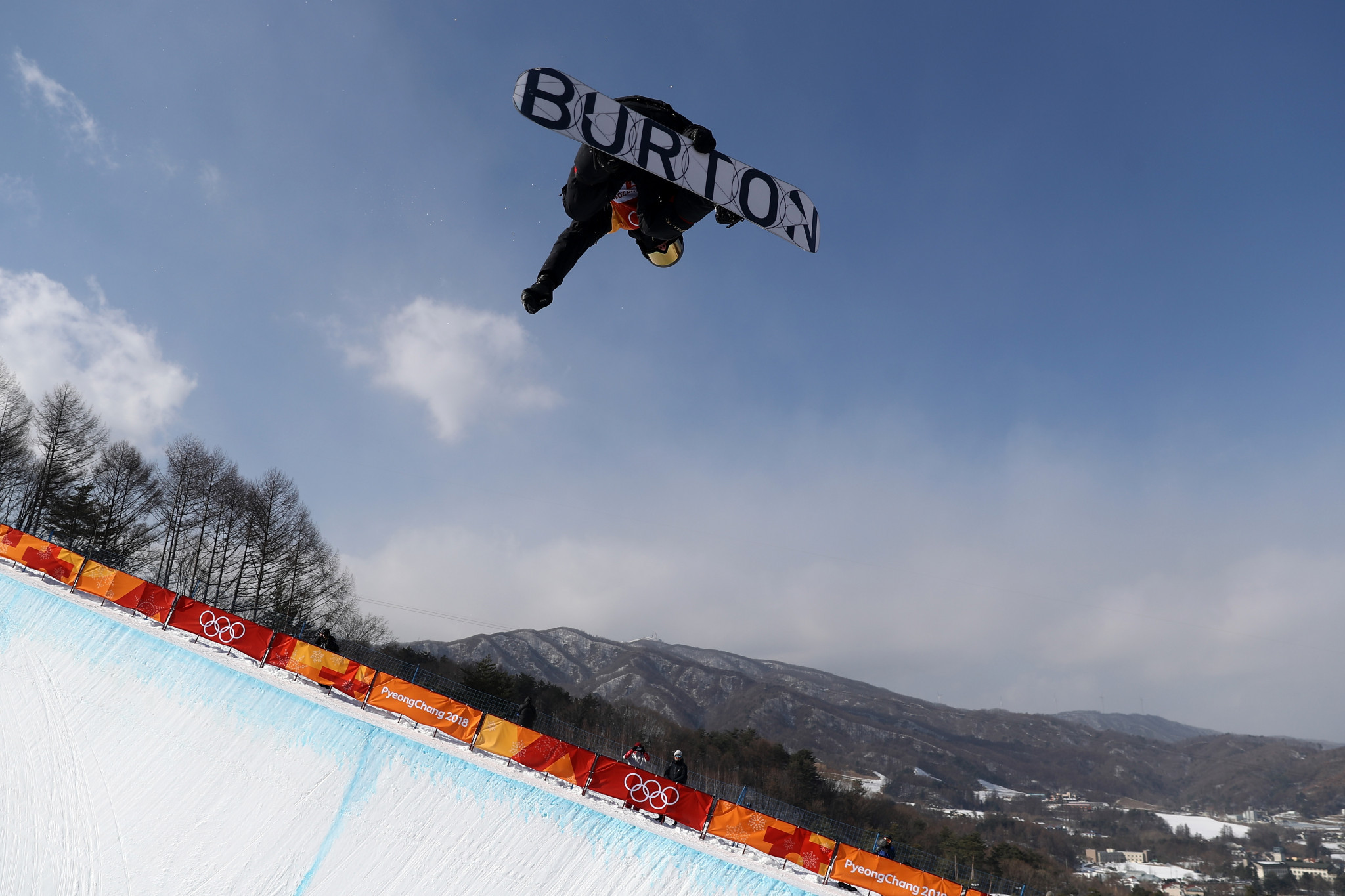 Russian snowboarder Nikita Avtaneev competed at the Pyeongchang 2018 Winter Olympic Games ©Getty Images