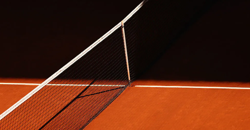 ATP clay courts undergoing electronic review system