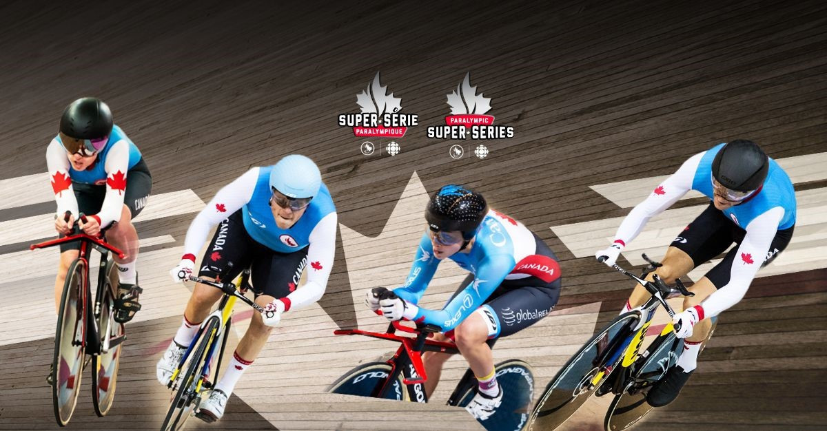Canadian Paralympic Committee to stream home Para Cycling Track World Championships