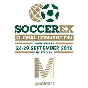 Soccerex Global Convention set to return to Manchester in 2016