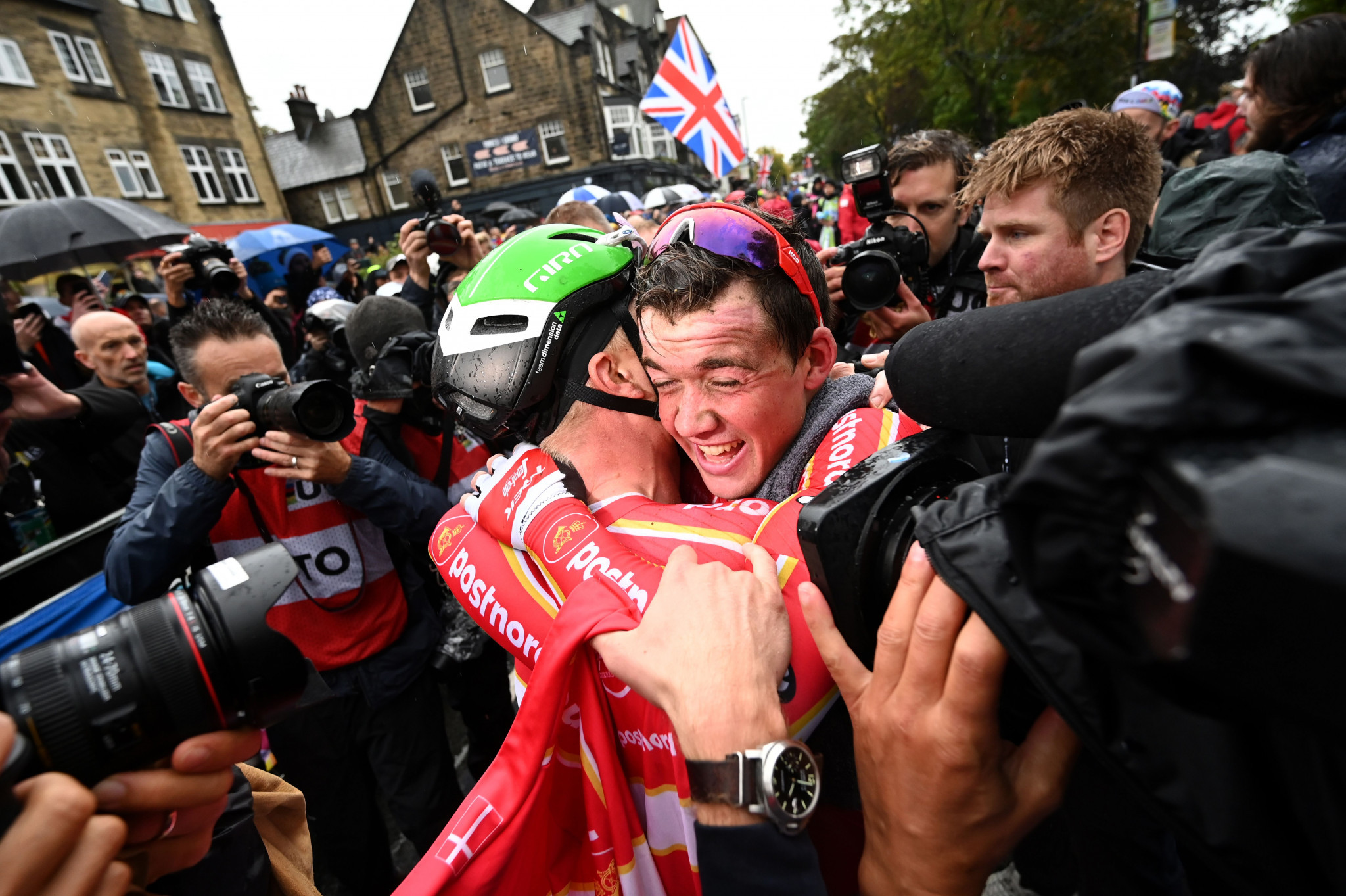 Record-breaking audience tunes into 2019 UCI Road World Championships