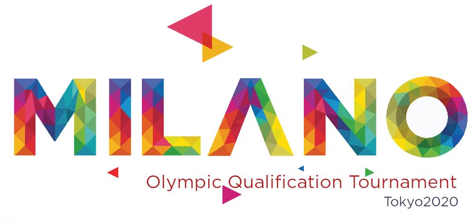 The logo for Tokyo 2020's European taekwond qualifier has been revealed ©WTE