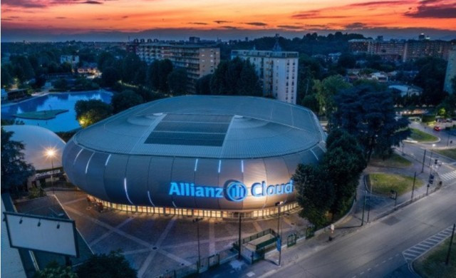 Competition will take place at at Allianz Cloud Milano ©WTE