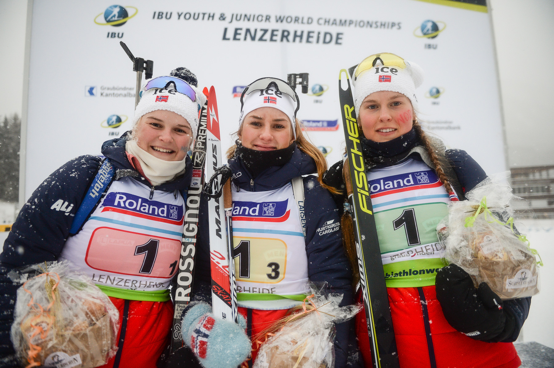 Double relay gold for Norway at IBU Junior World Championships