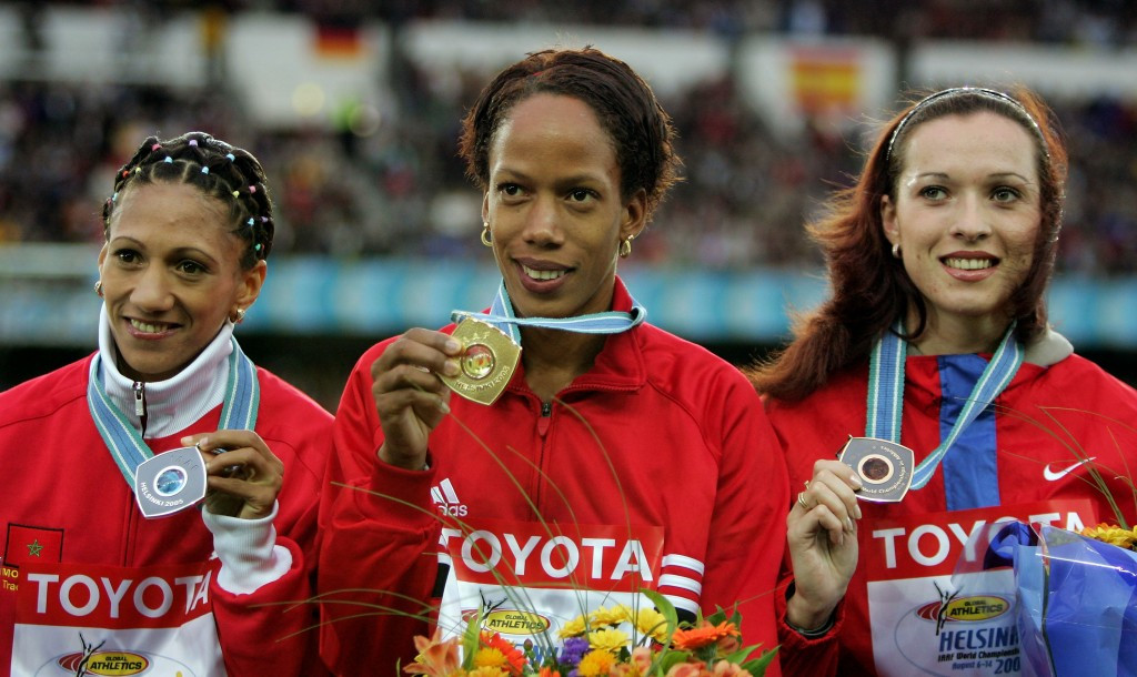 More embarrassment for Russia as revealed 2005 IAAF World Championships bronze medallist tested positive