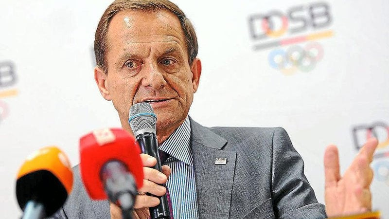 "DOSB President Hörmann describes coronavirus as ""greatest threat"" to Tokyo 2020"