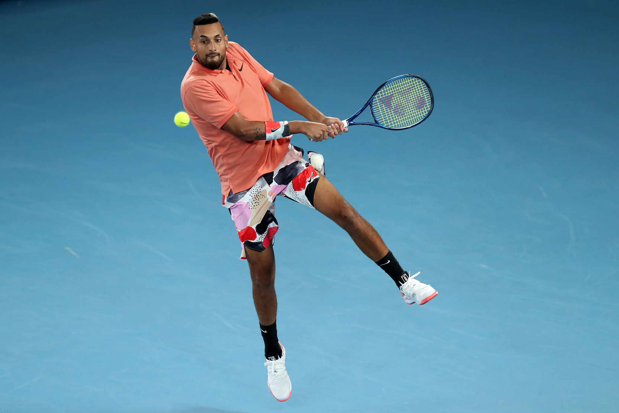 Kyrgios announces intention to compete at Tokyo 2020 after missing Rio 2016 due to AOC bust-up