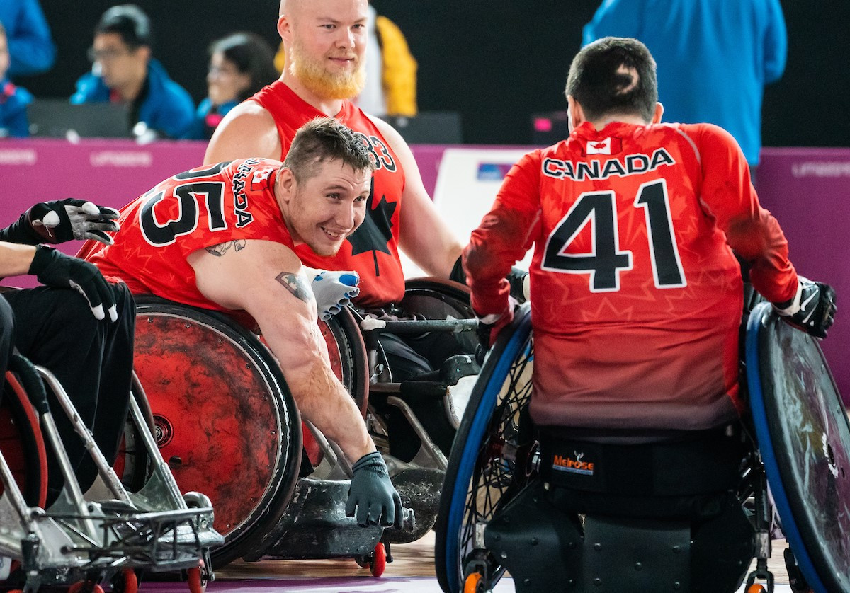 Canada names squad for Tokyo 2020 wheelchair rugby qualifier