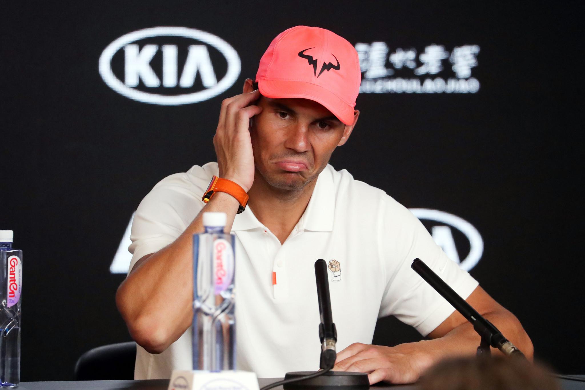 Nadal remains one Grand Slam behind Roger Federer's 21 ©Getty Images