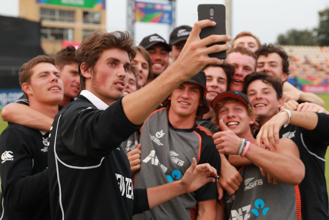Clarke's heroics inspire New Zealand to win over West Indies at ICC Under-19 World Cup