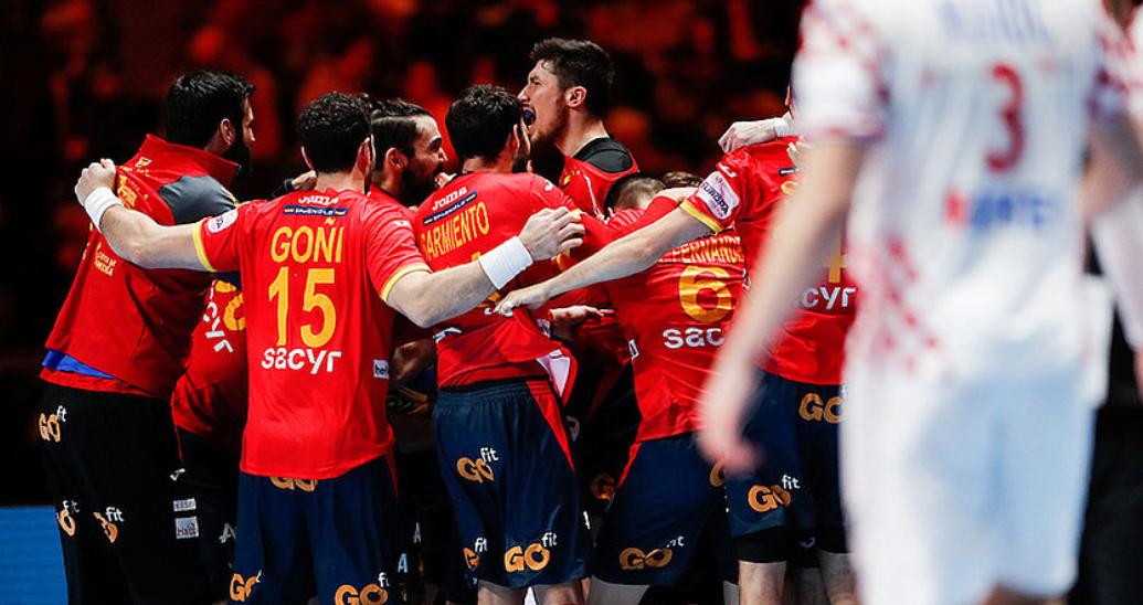 L'Espagne continue de dominer le sport, alors que l'intérêt du public augmente © EHF