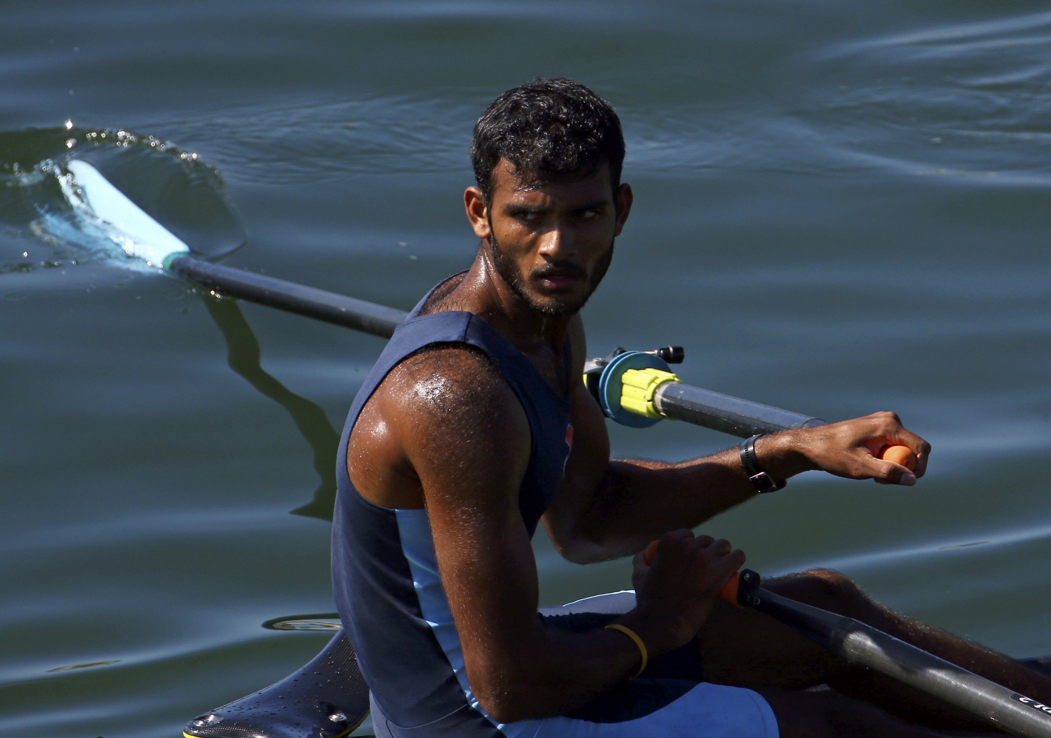 The lifting of Dattu Baban Bhokanal's ban paves the way for him to compete at the FISA Asia and Oceania Olympic Qualification Regatta in April ©Getty Images