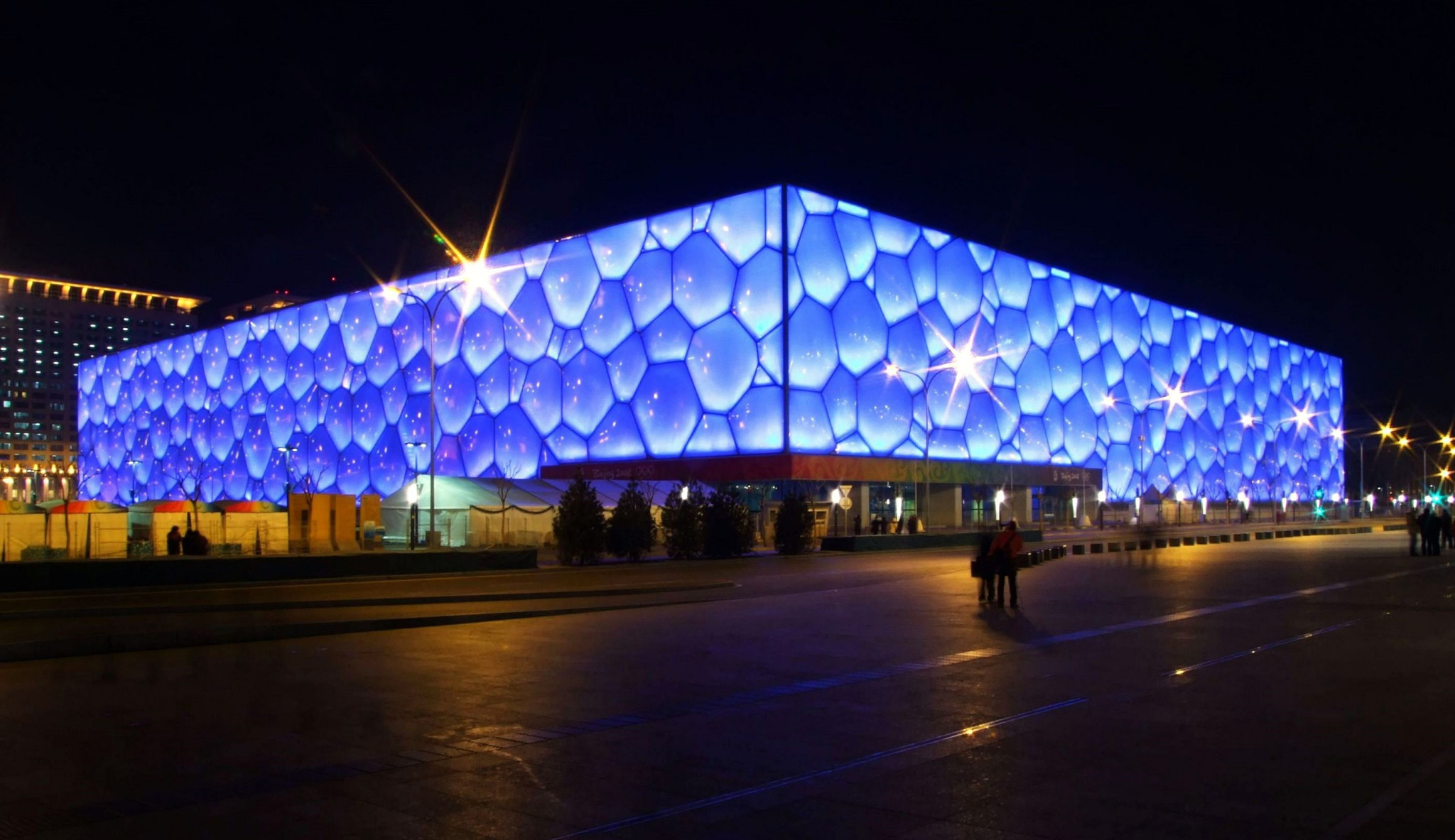 The Chinese leg of the Diving World Series was due to take place at Beijing National Aquatics Center ©Wikipedia