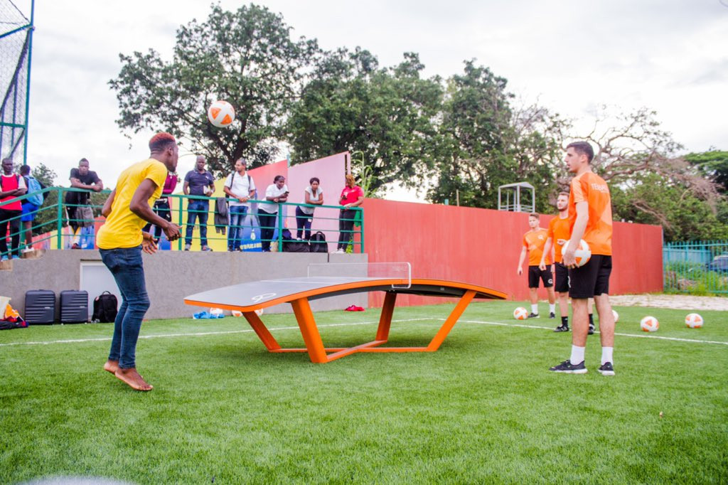 Teqball Federation of Zambia to hold coaching courses across country