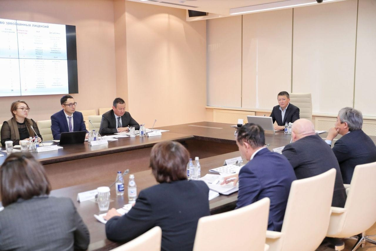 Kazakhstan NOC President holds meeting to check readiness for Tokyo 2020