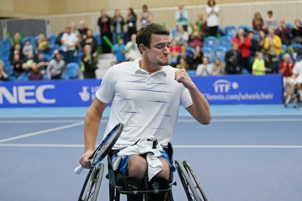 Gerard dethrones Kunieda to claim NEC Wheelchair Tennis Masters men's title
