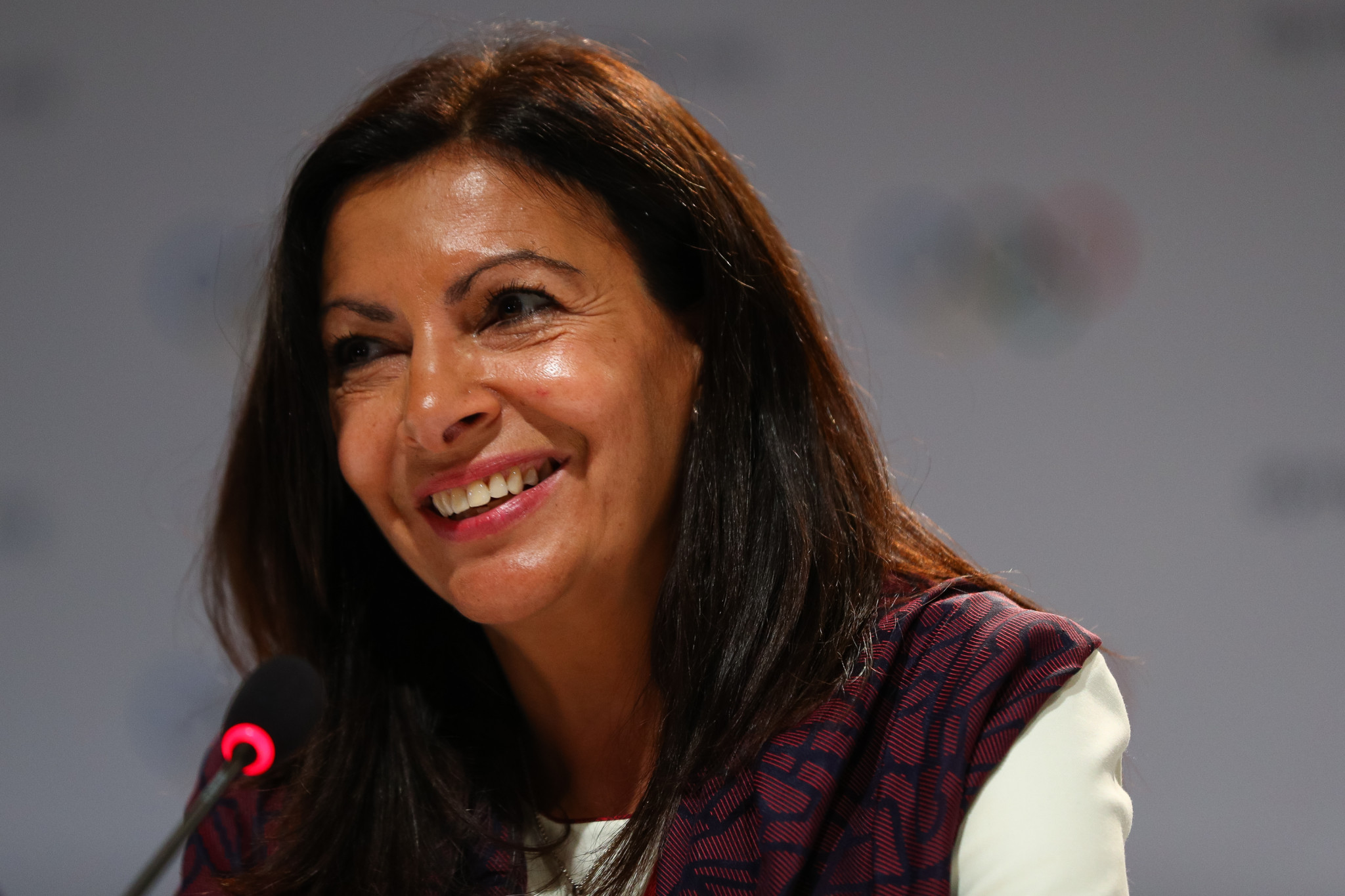 Mayor Anne Hidalgo has major sustainability and environmentally friendly plans for the city of Paris ©Getty Images