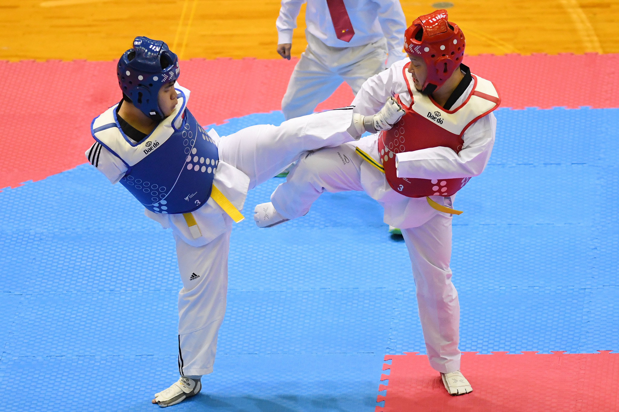 World Taekwondo to introduce face shields for sport's Paralympic debut