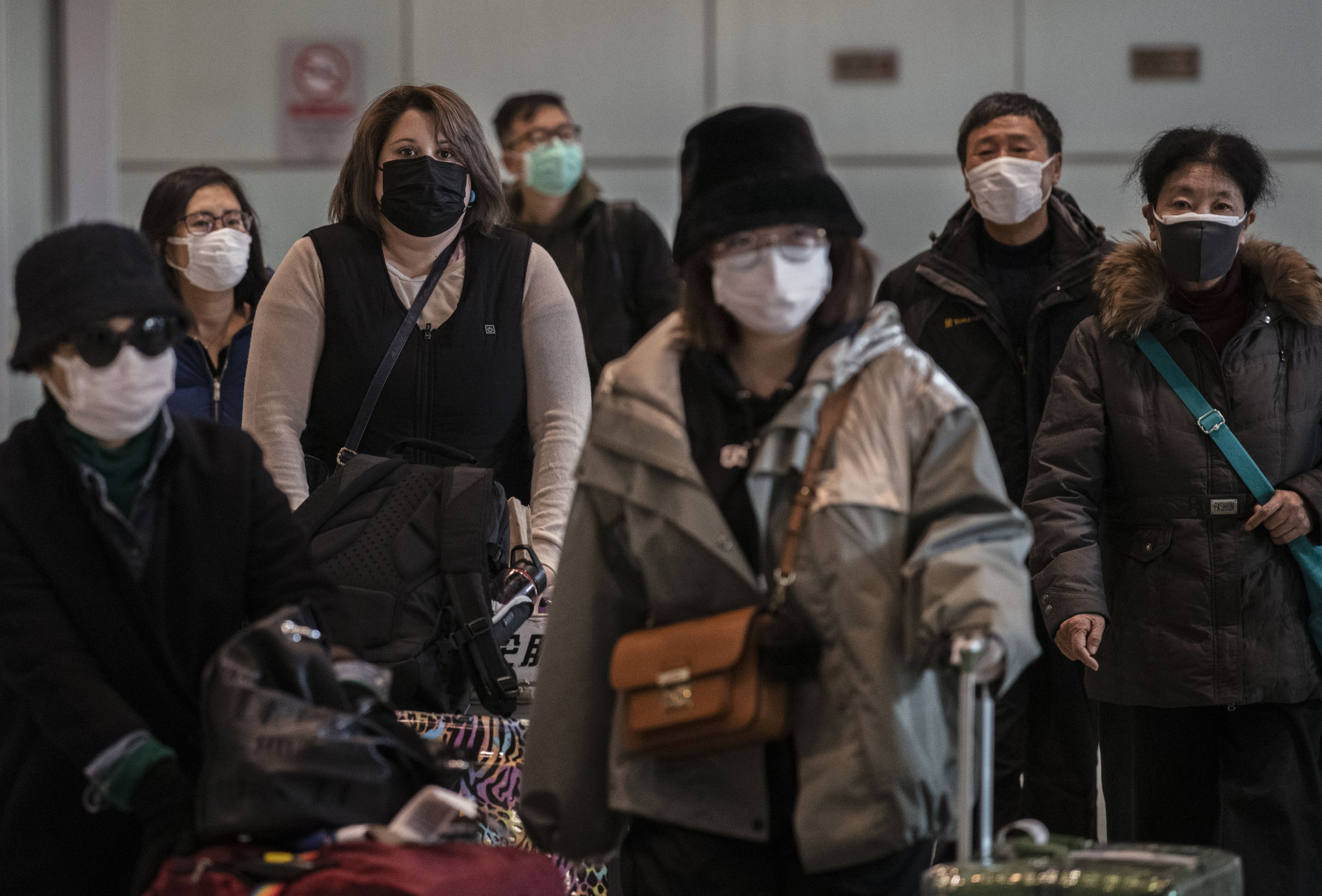 The coronavirus outbreak in China has led to a number of sporting events being postponed, cancelled or relocated ©Getty Images