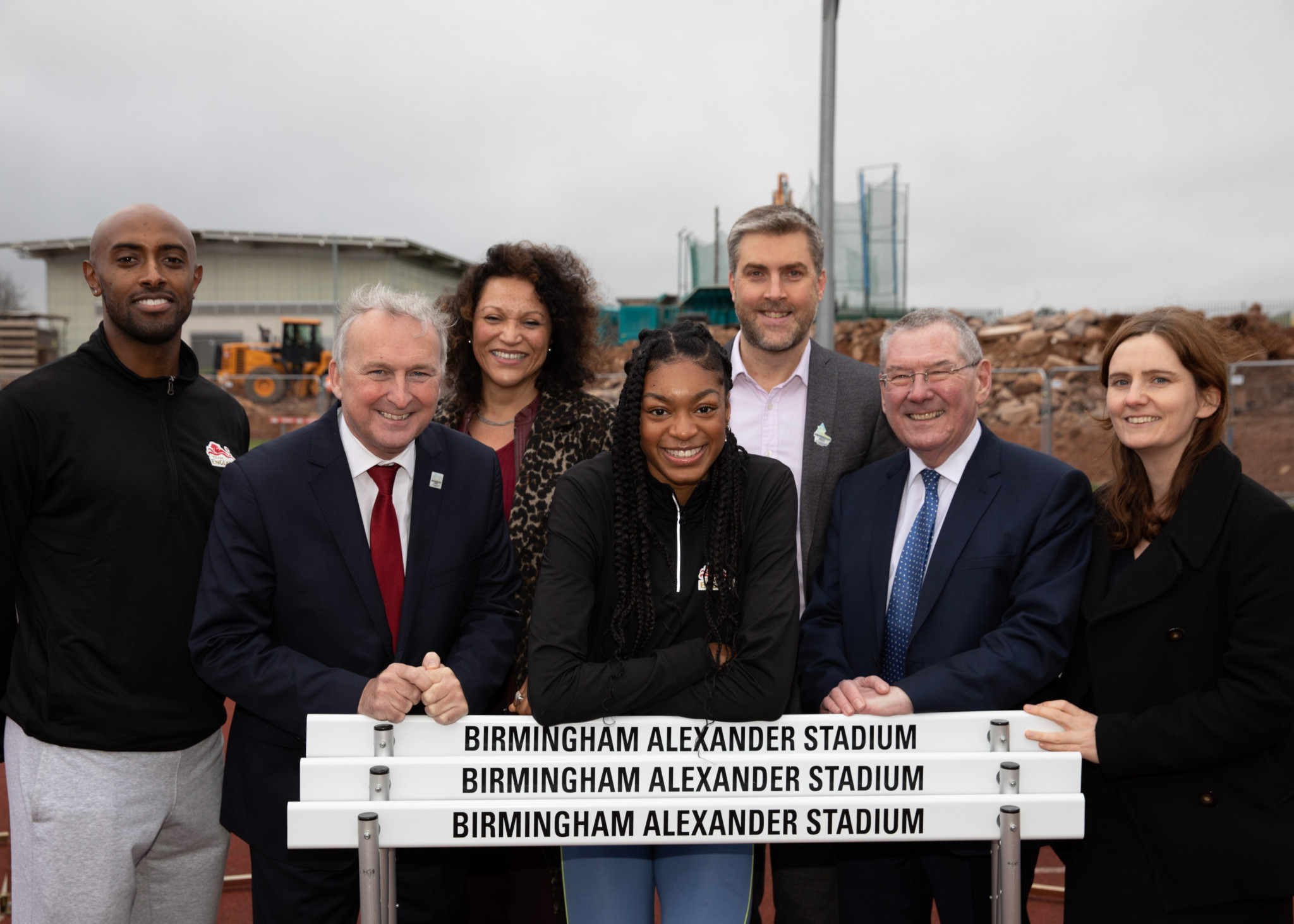 Proposals for the redevelopment of Alexander Stadium have been approved ©Birmingham City Council