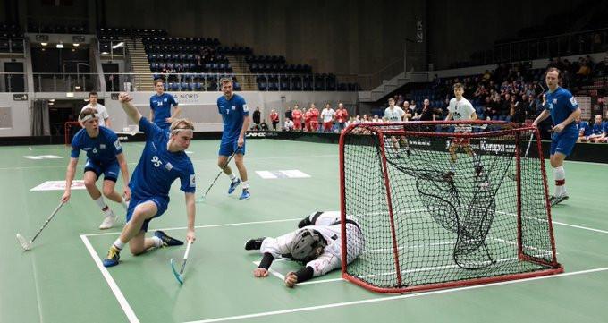 Denmark off to flyer at Men's World Floorball Championships qualifier