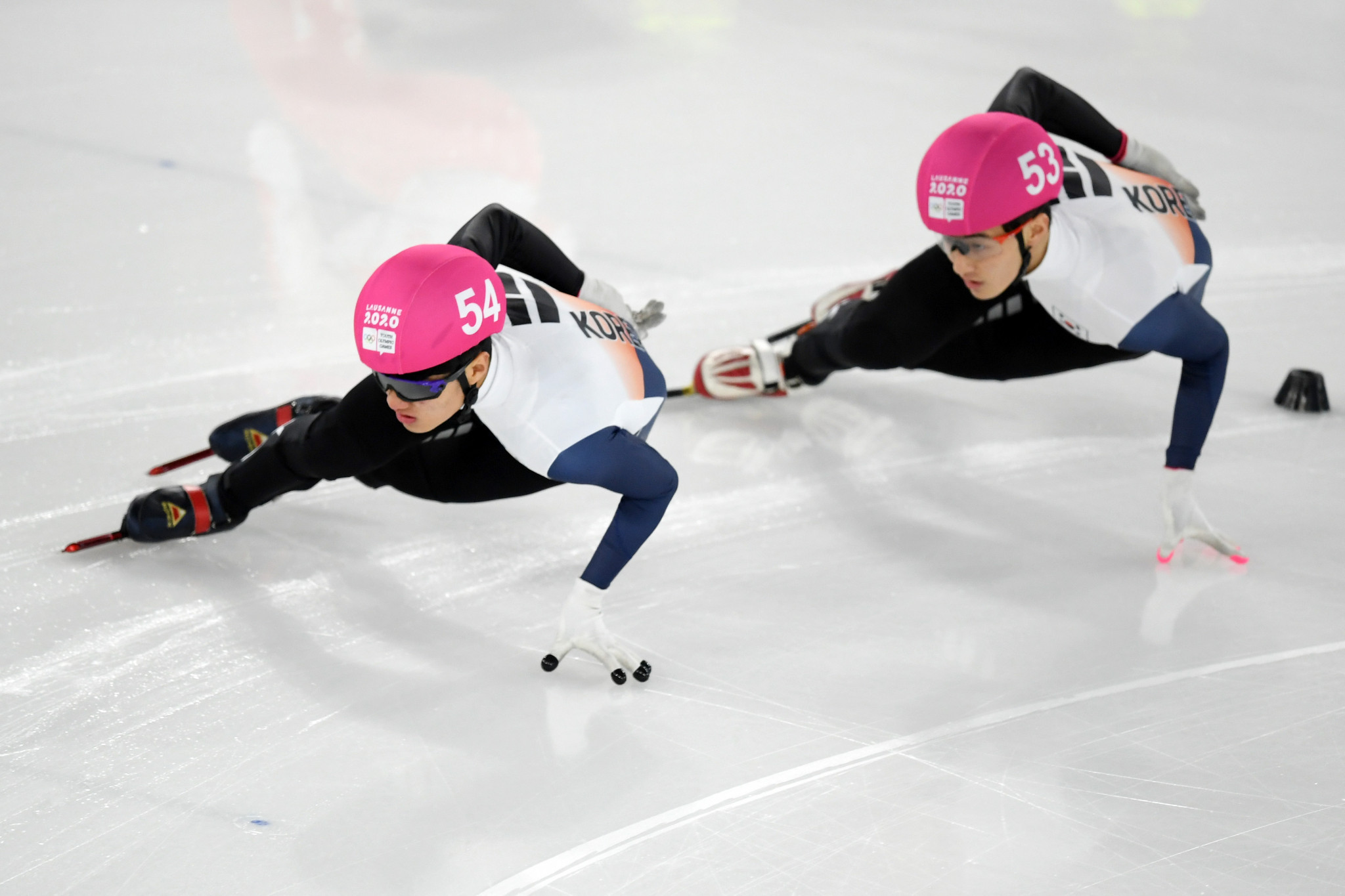 Lausanne 2020 champions to compete at ISU Short Track World Junior Championships