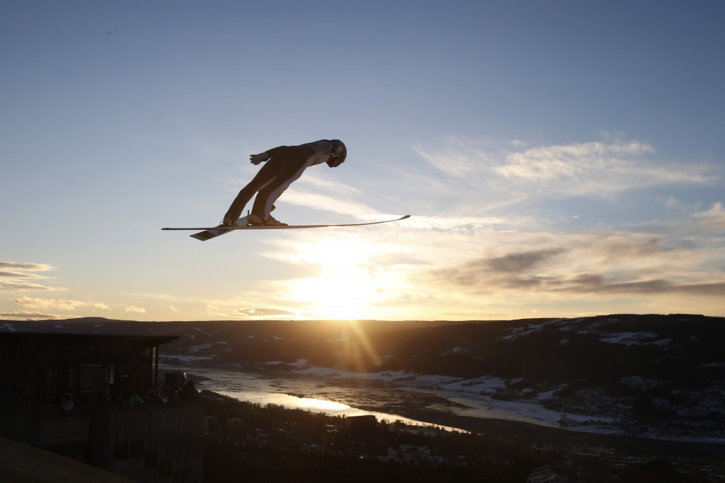 Gangnes bounces back to take gold at FIS Ski Jumping World Cup in Lillehammer
