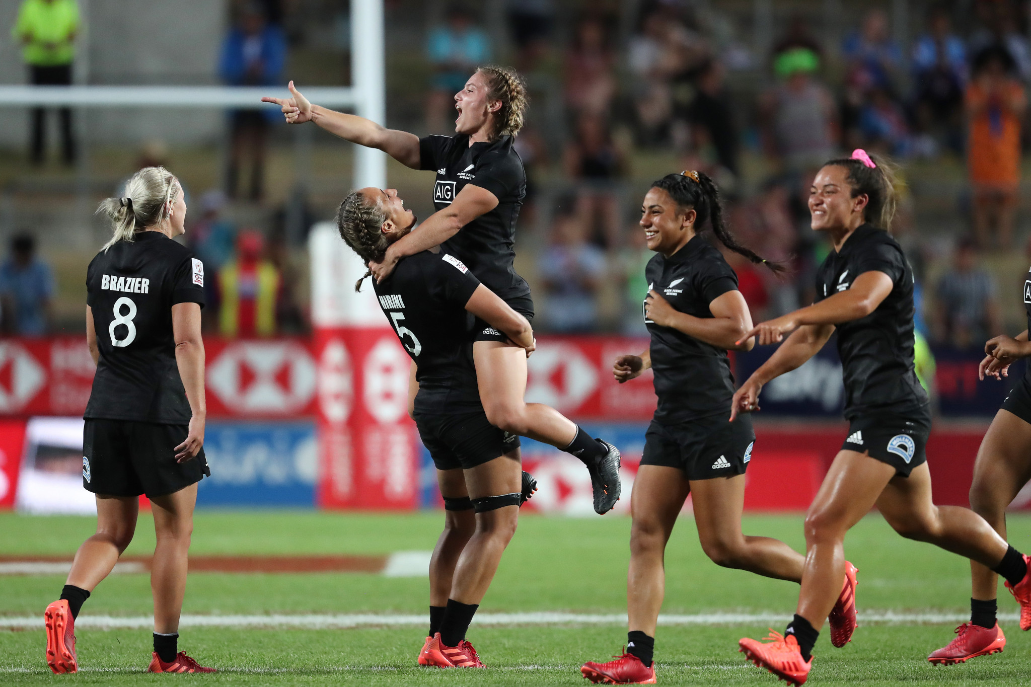 New Zealand out to continue sensational form as World Rugby Women's Sevens Series heads to Sydney
