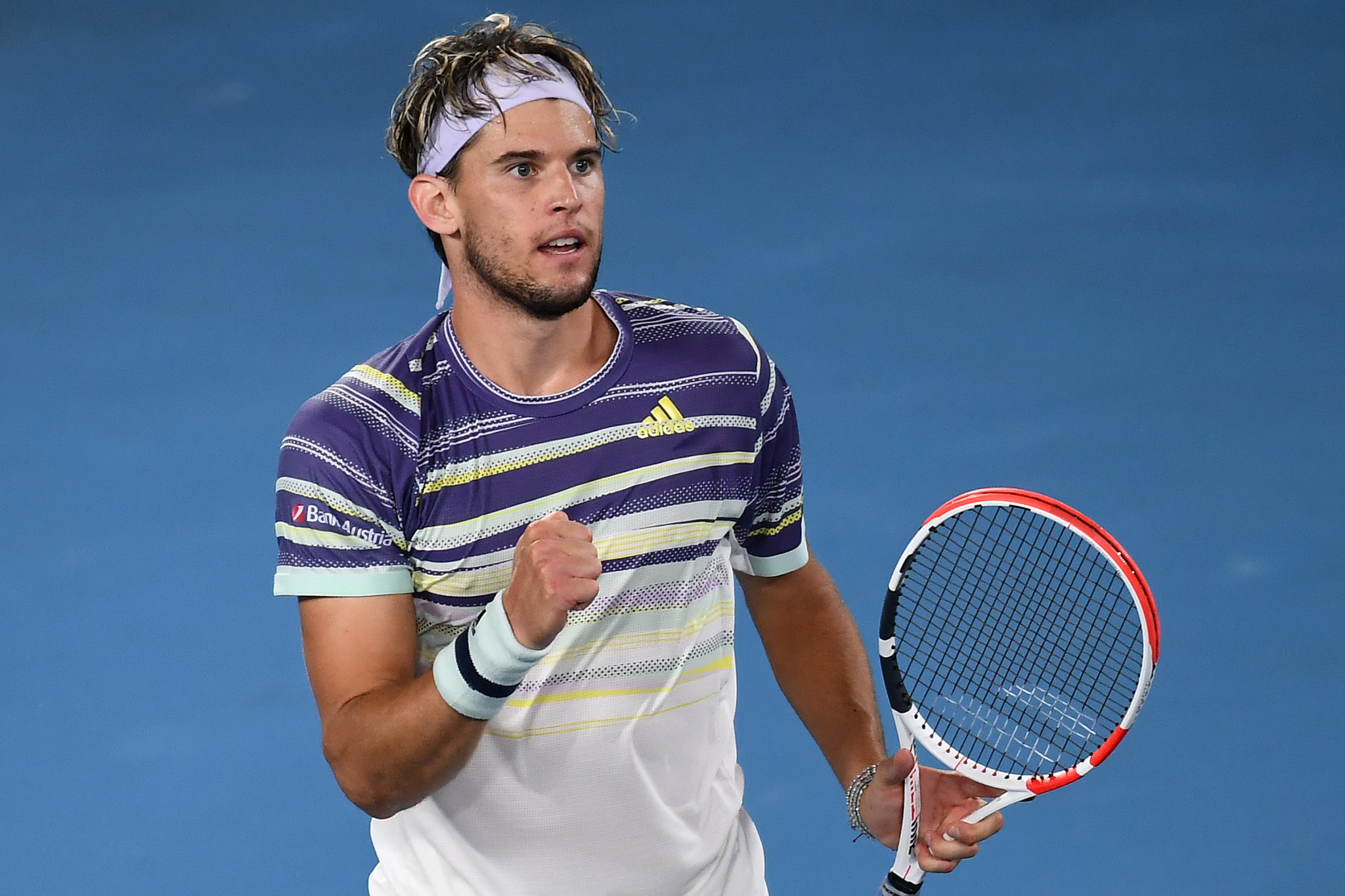 Thiem battles back against Zverev to book place in Australian Open final