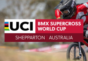 Shepparton ready to host season-opening UCI BMX Supercross World Cup