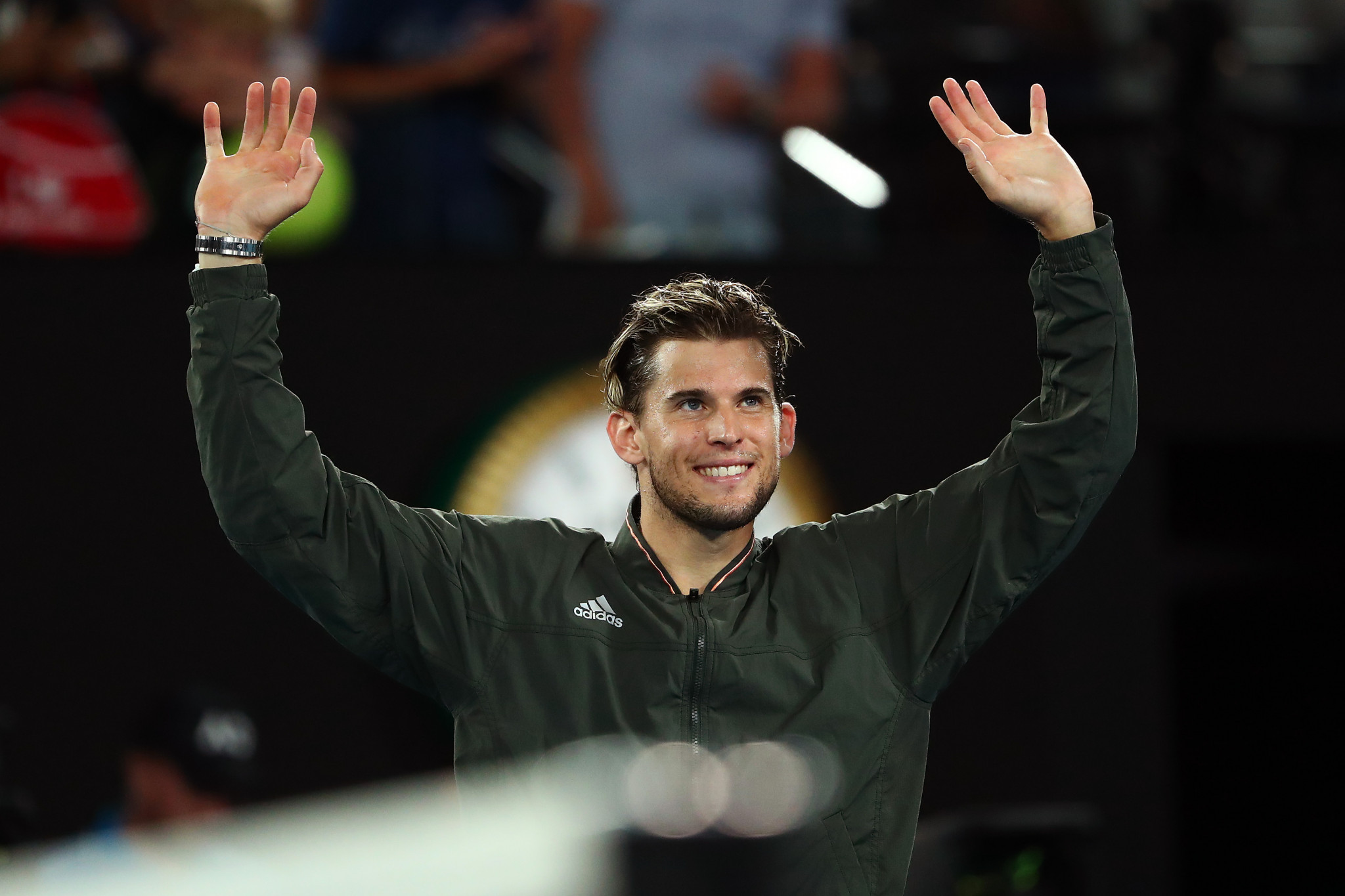 Thiem will face Serbian Novak Djokovic in the final ©Getty Images