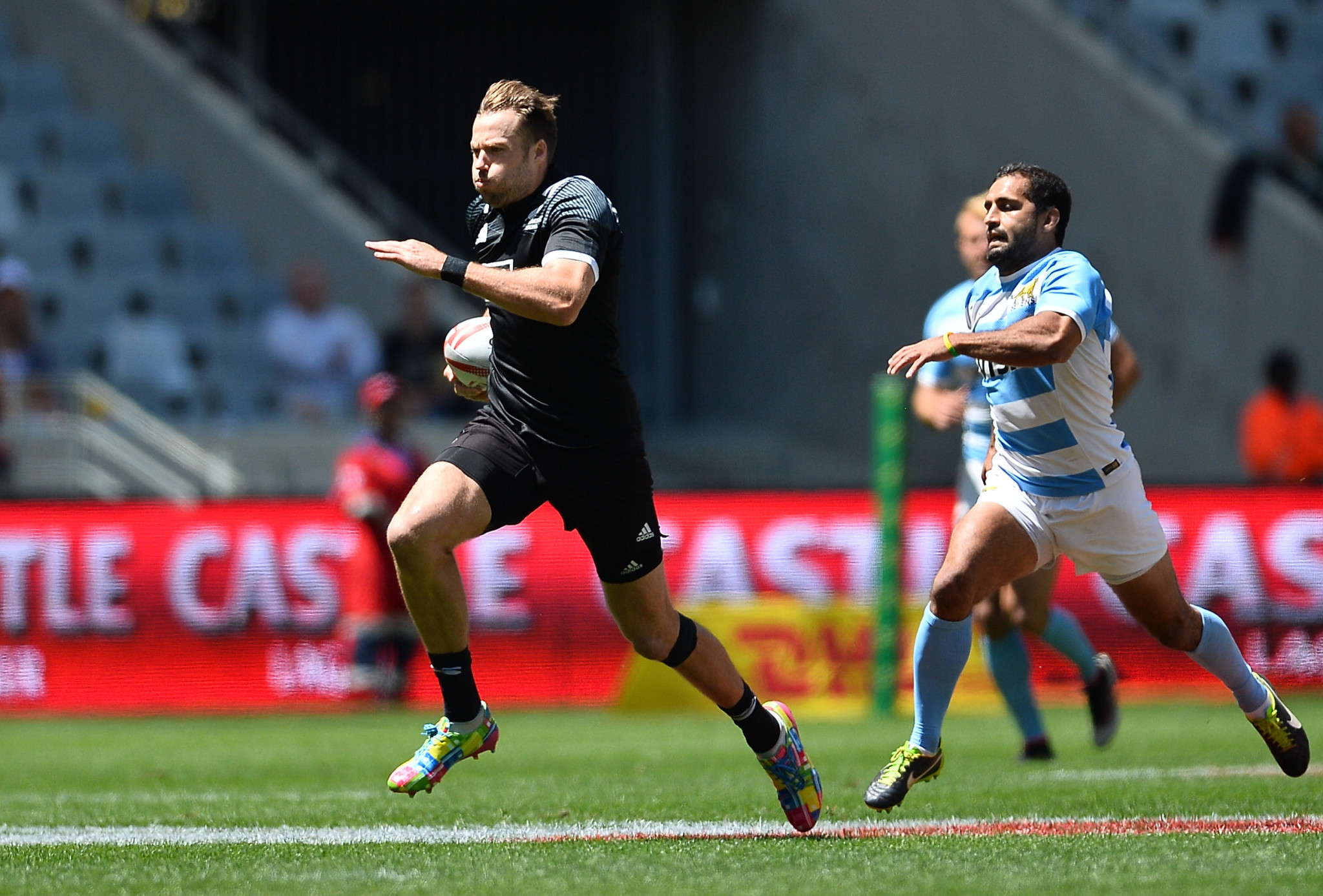 New Zealand eye three in a row at Sydney World Rugby Sevens Series