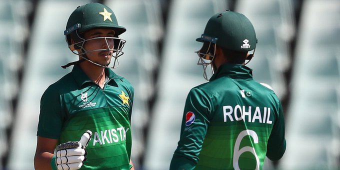 Pakistan beat Afghanistan to complete Super League semi-final line-up at ICC Under-19 World Cup