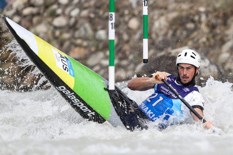 Men's C1 Oceania Olympic selection up for grabs in Auckland