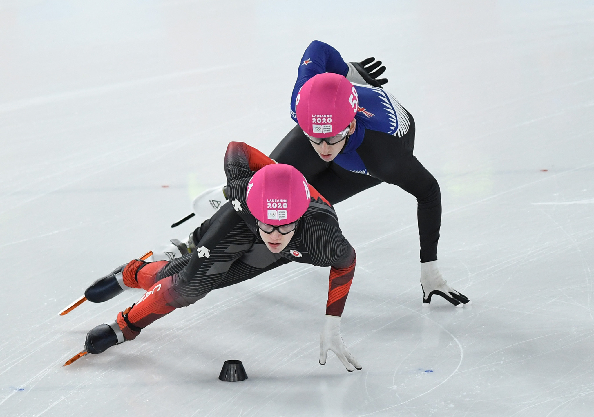 Young stars qualify for World Junior Short Track Speed Skating semi-finals