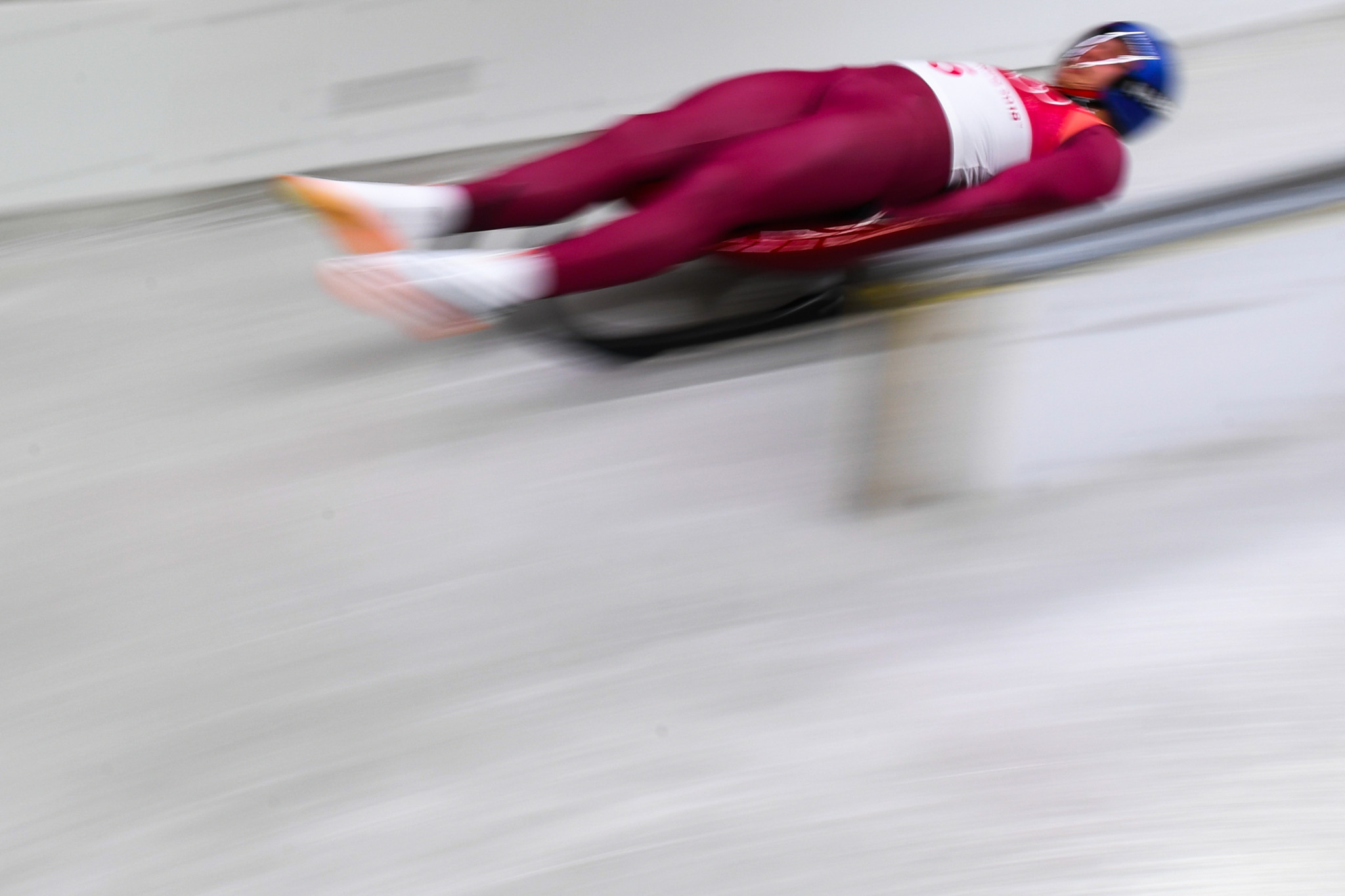 Russia's Roman Repilov leads the men's World Cup standings ©Getty Images