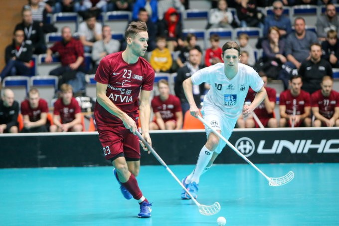 Czech Republic and Latvia qualify for Men's World Floorball Championships
