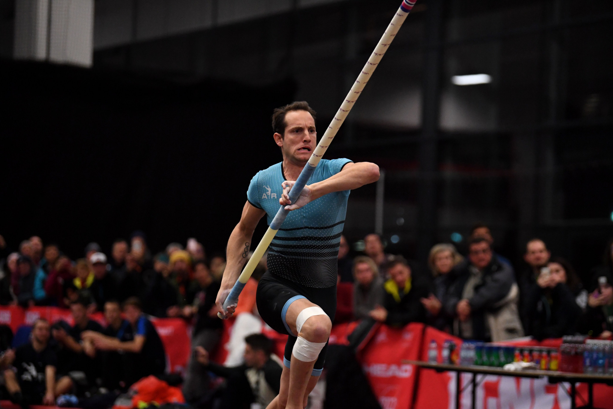 Lavillenie brothers claim one-two finish at World Athletics Indoor Tour in Karlsruhe