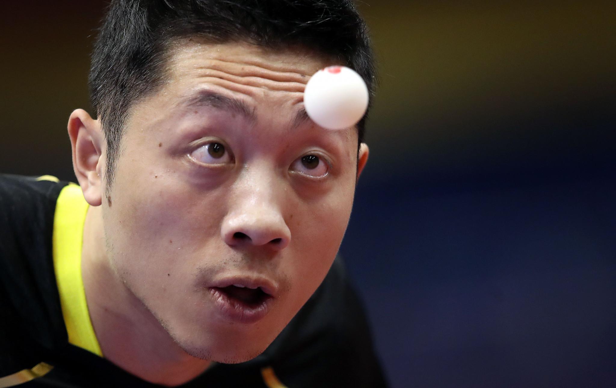 Top seed Xu through to quarter-finals at ITTF German Open