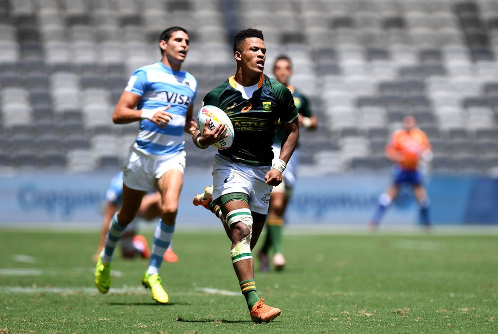 South Africa reach semi-finals at Sydney World Rugby Sevens Series