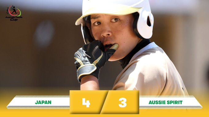 Perfect Japan cruise into semi-finals at softball's Asia Pacific Cup