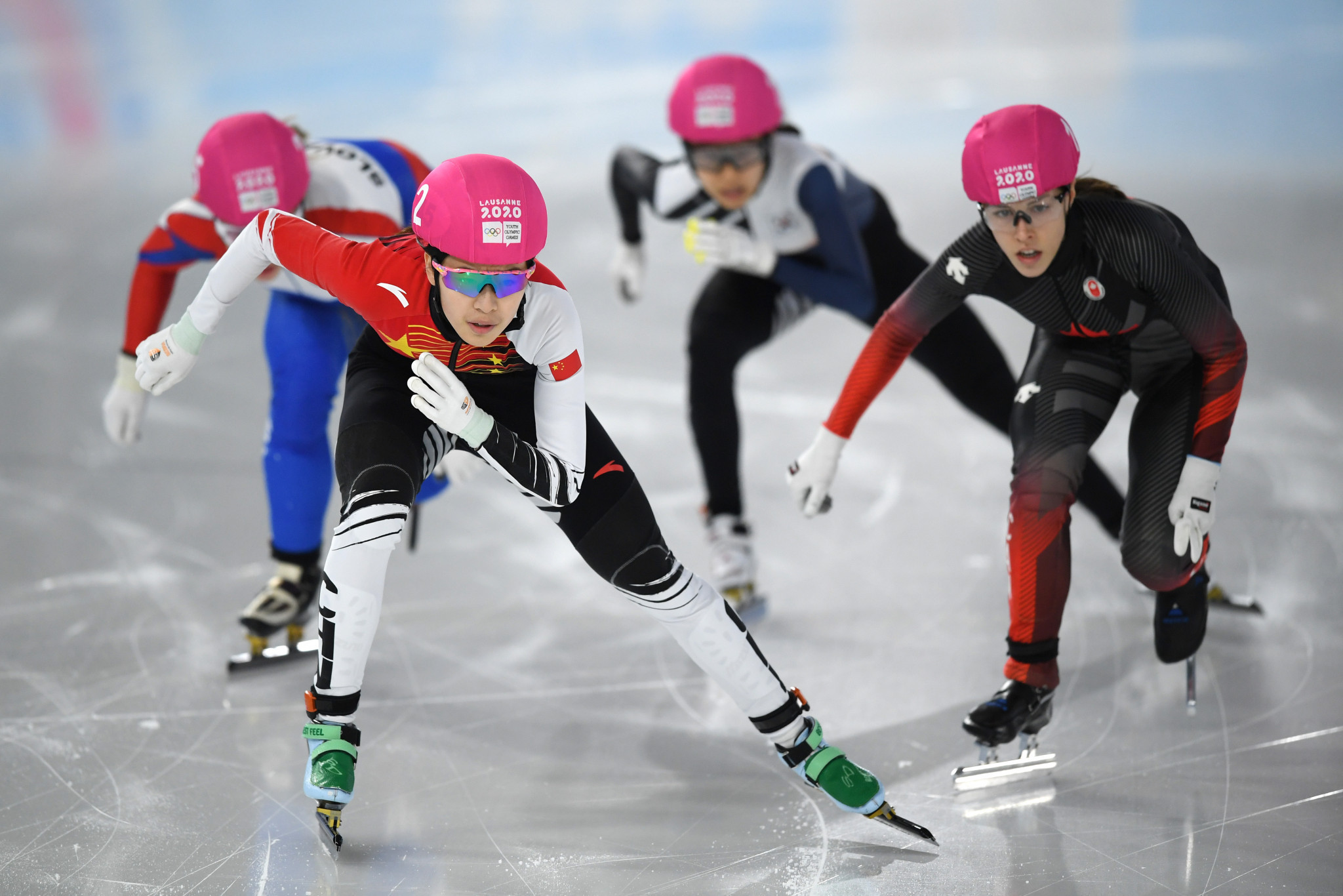 South Korea bag three golds on second day of ISU World Junior Short Track Speed Skating Championships