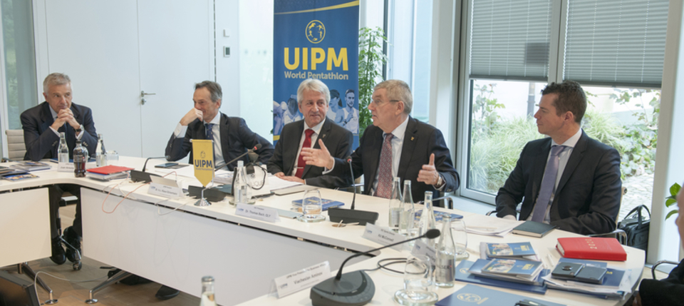 "UIPM Executive Board approve ""dynamic"" format for Paris 2024 modern pentathlon events"
