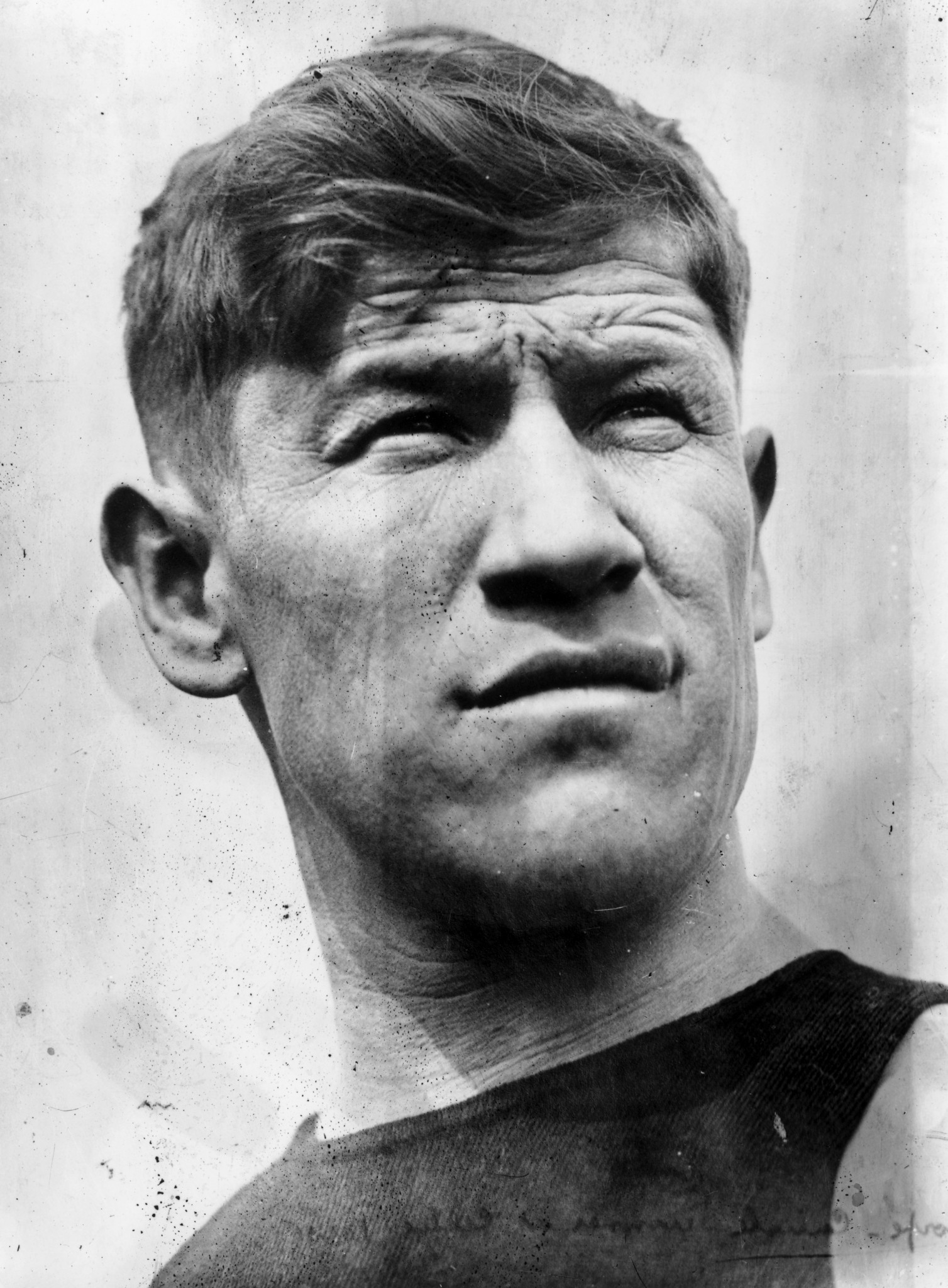 Multi-talented Jim Thorpe, double Olympic champion in 1912, was inducted into the Pro Football Hall of Fame in 1963 ©Getty Images