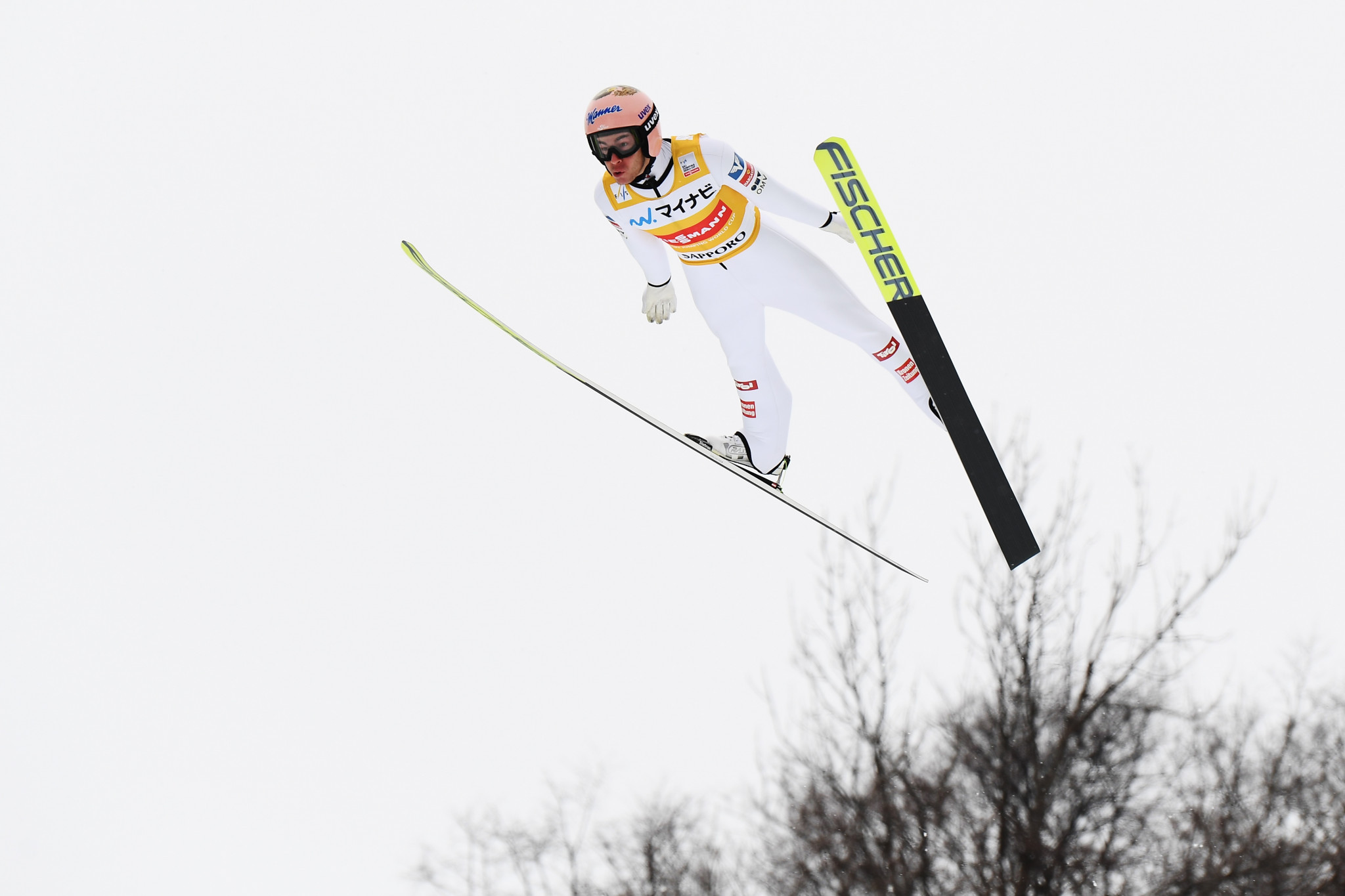 Stefan Kraft extends FIS Ski Jumping World Cup lead with Sapporo win