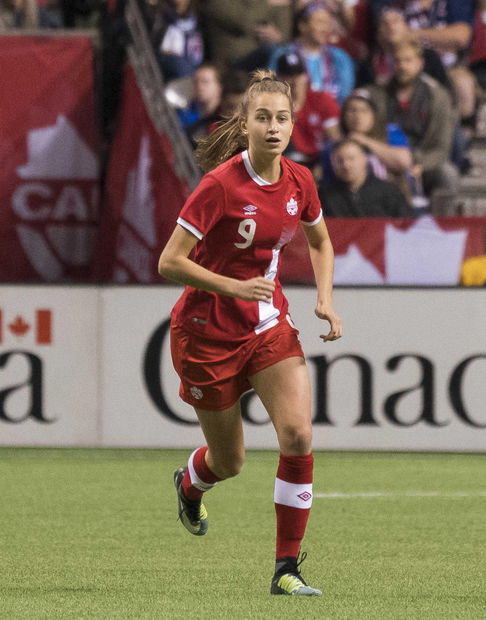 Canada and Mexico ease into semi-finals at CONCACAF Women's Olympic Qualifying Championship