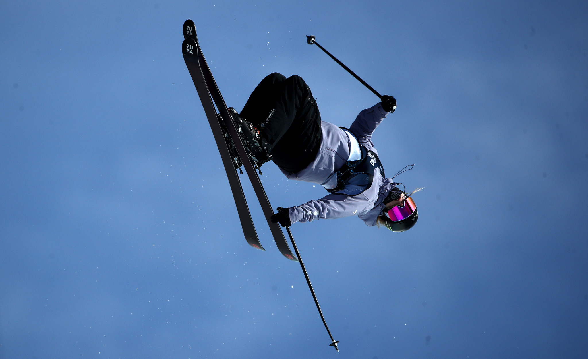 Cassie Sharpe returned from injury to win the women's event ©Getty Images