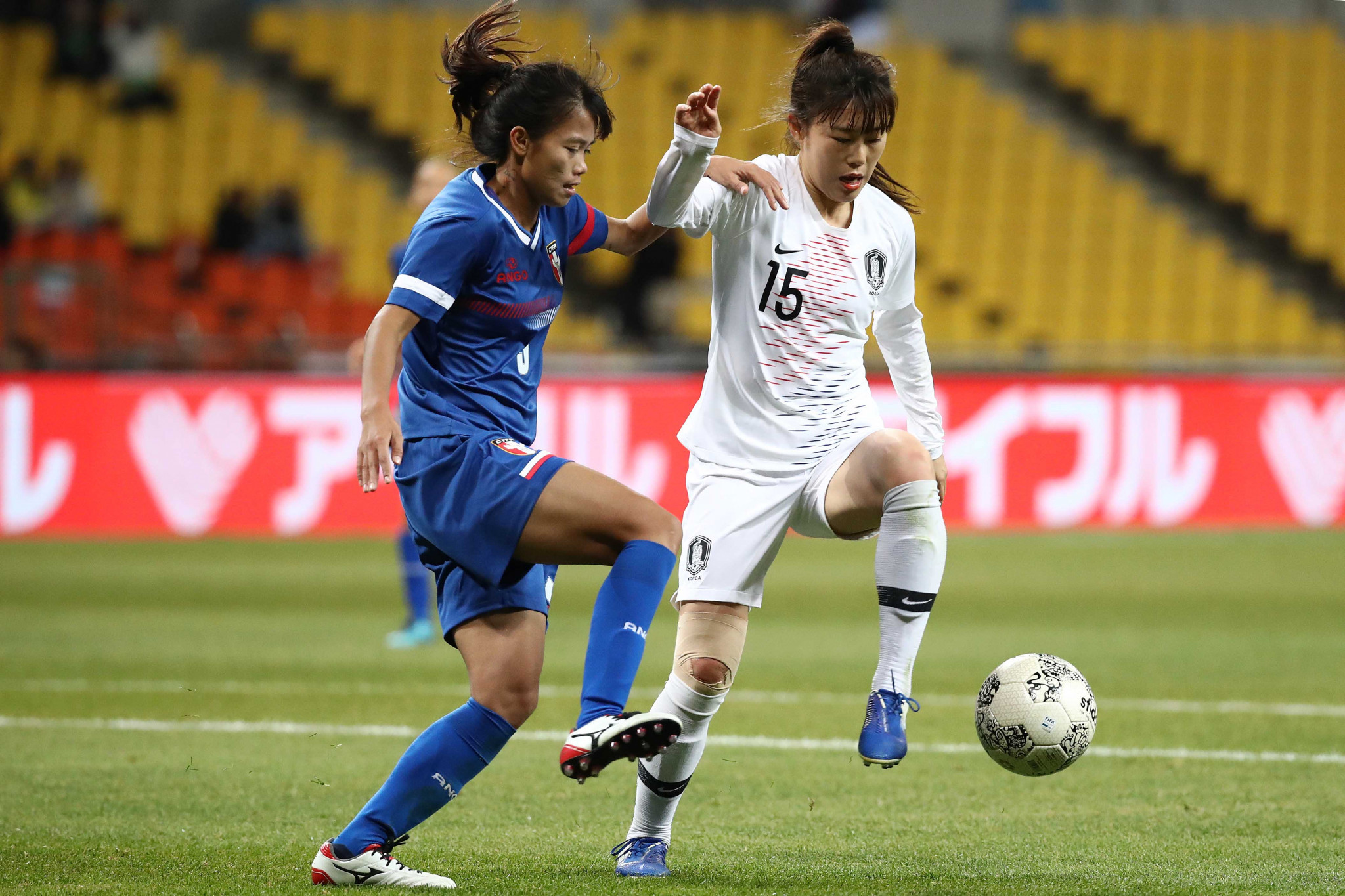 Rescheduled AFC Women's Olympic Qualifying Tournament to begin